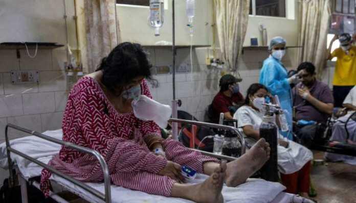भारत में कोरोना से मौत